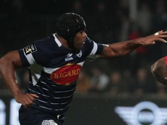 Rugby - Challenge - Agen sombre face à Gloucester en Challenge européen