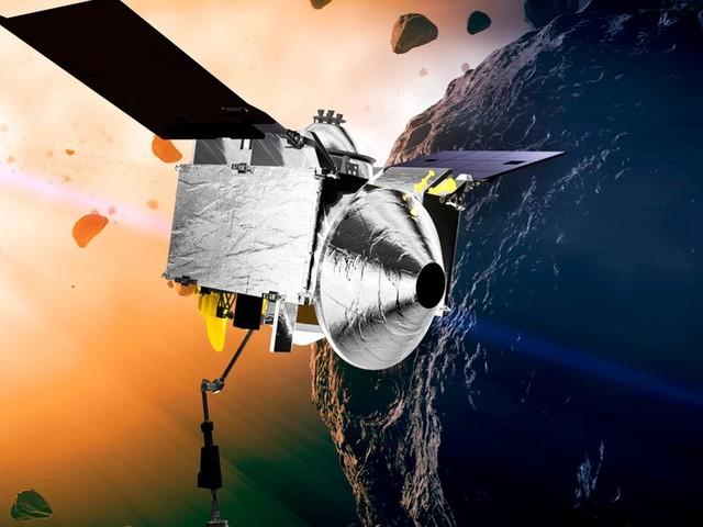 La Nasa inquiète pour la sonde Osiris-Rex qui perd ses échantillons dans l'espace