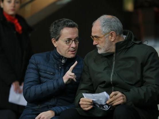 Foot - C.Ligue - Jacques-Henri Eyraud, le président de l'OM, après le match à Rennes : «Je vais demander les bandes sons du dialogue entre les arbitres»