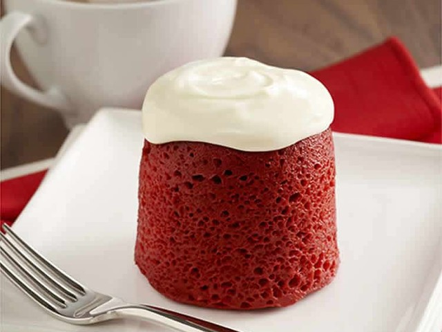 Mug cake moelleux au thermomix