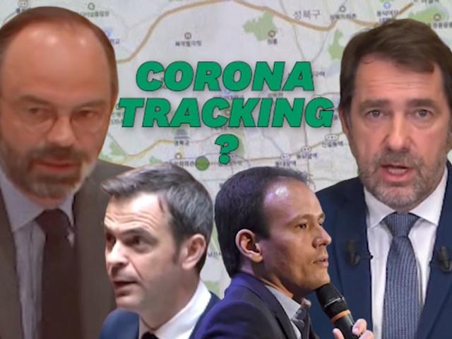 Coronavirus: le tracking complique la communication du gouvernement