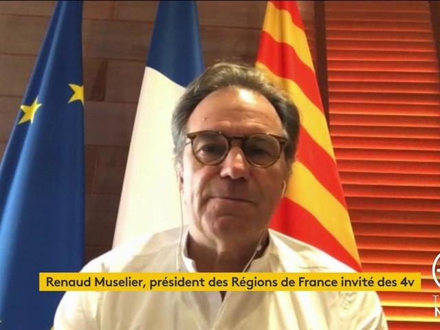 """Coronavirus : """"Je soutiens la démarche du professeur Raoult"""", affirme Renaud Muselier"""
