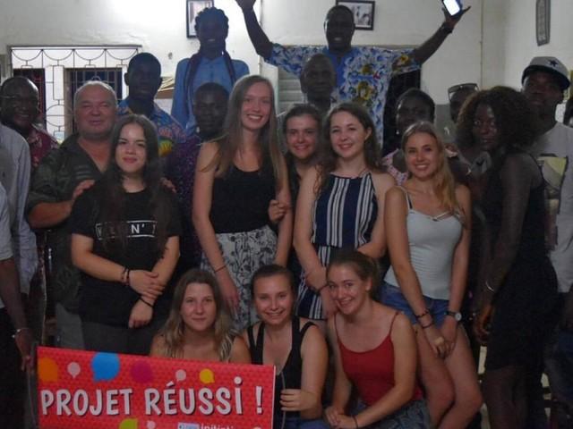 Figeac. Les lycéennes de retour du Sénégal