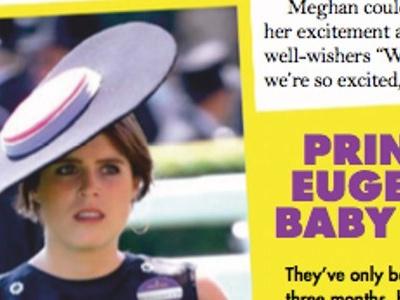 Eugénie d'York enceinte, l'heureuse nouvelle qui réjouit la reine (photo)