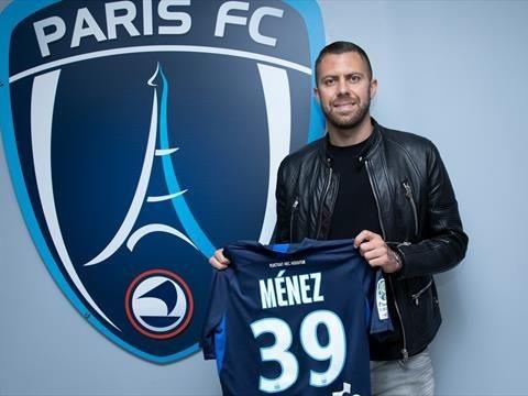 Menez revient sur son choix du Paris FC
