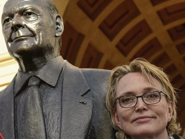 Claude Chirac se présente à une élection pour la première fois