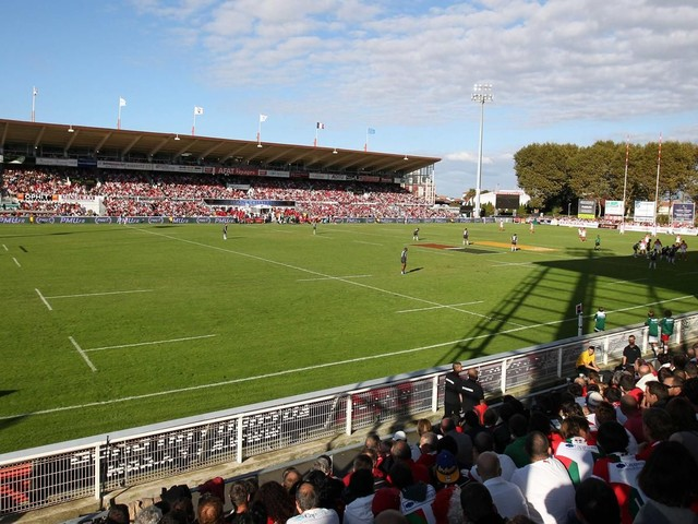 Biarritz - Grenoble EN DIRECT