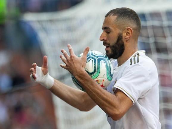 Esp : Karim Benzema, premier joueur français à 150 buts en Liga !