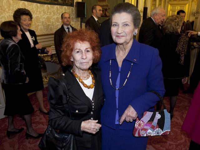 Marceline Loridan-Ivens, l'adieu à la sœur de souffrance de Simone Veil