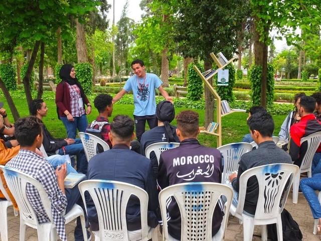 """""""Morocco L'Ghedd"""": relancer l'engagement associatif des jeunes pour construire le Maroc de demain"""