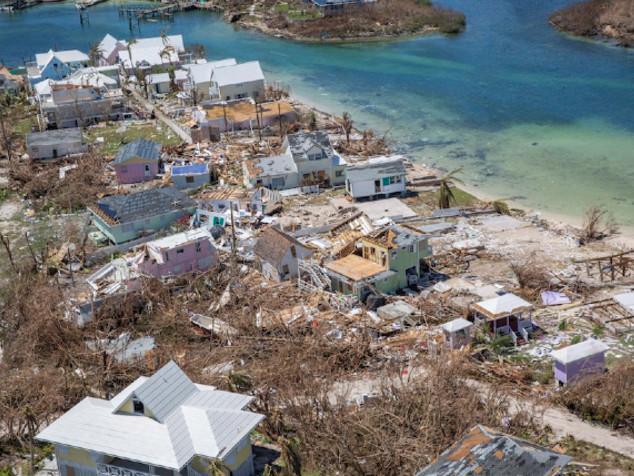 """Ouragan Dorian : """"Nous avons encore beaucoup d'incertitudes sur les modèles de prévision"""""""