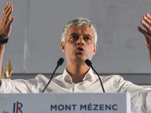 """Pour Laurent Wauquiez, Viktor Orban """"a toute sa place au PPE"""""""