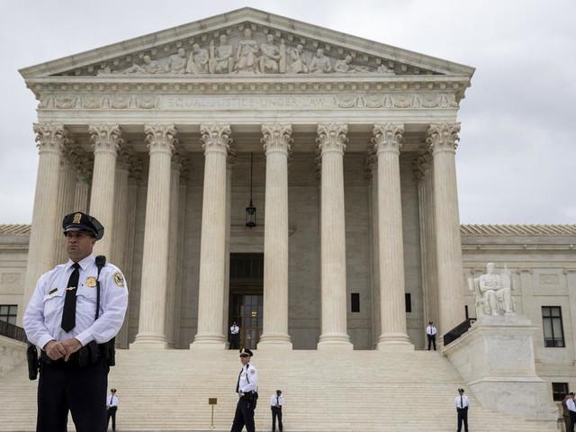 La saga des impôts de Trump remonte jusqu'à la Cour suprême