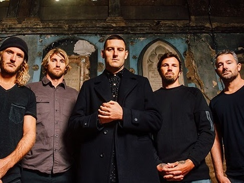 Parkway Drive : session live pour la BBC Radio 1 disponible
