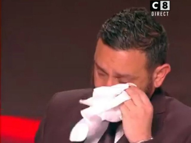 Cyril Hanouna en pleurs : Il ne peut retenir ses larmes face à ce témoignage bouleversant !