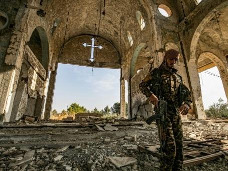 En Syrie, les derniers Assyriens s'inquiètent de l'avancée turque