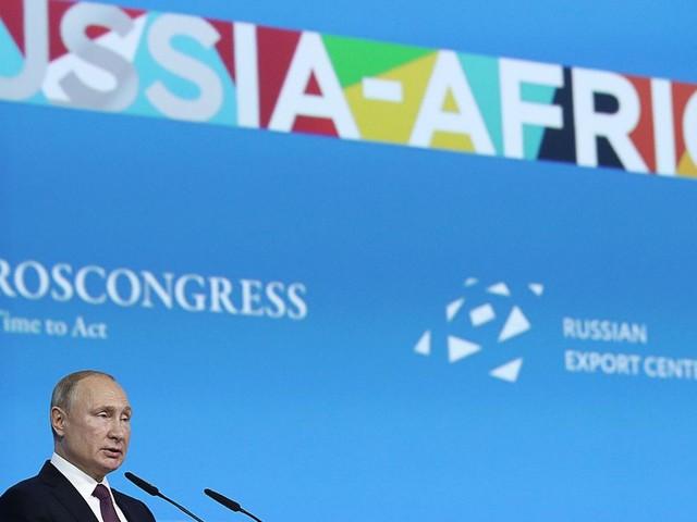Une délégation marocaine participe au sommet Russie-Afrique à Sotchi