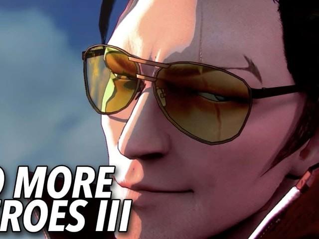 No More Heroes 3 : le développement avance à son rythme, la sortie est maintenue pour 2020