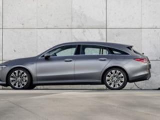 Le Mercedes CLA Shooting Brake hybride rechargeable EQ Power débite 218 ch