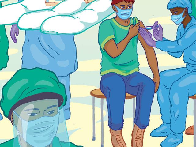 Vaccins et médicaments: la longue marche vers des «communs de la santé»