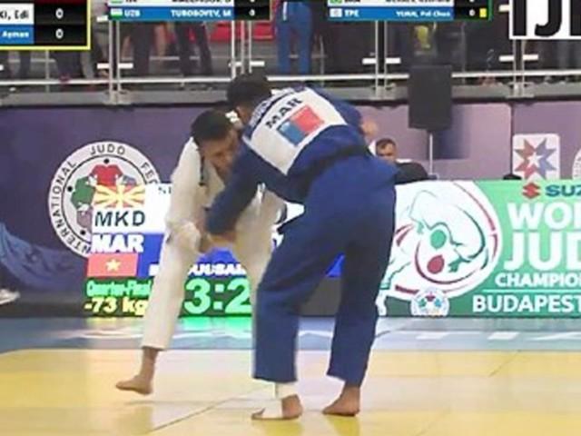 Deux judokas marocains dans le top 5 mondial