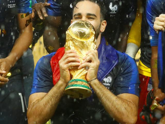 La France championne du Monde: Adil Rami a multiplié les déclarations sur ses origines marocaines