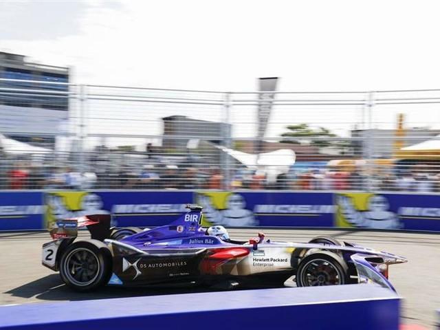 Formula E : Sam Bird et DS Virgin Racing signent un doublé à New York