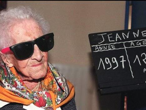 Jeanne Calment: pas de procédure du parquet pour modifier l'acte de décès