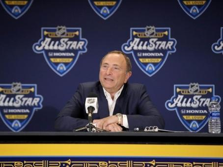 Coronavirus: le patron de la NHL n'exclut aucun scénario pour le sort de la saison
