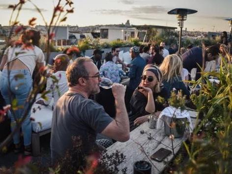 Paris : maxi-terrasses pour les cafés et les restaurants