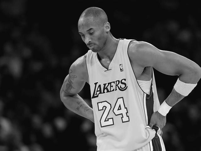 L'effroi : Kobe Bryant est mort