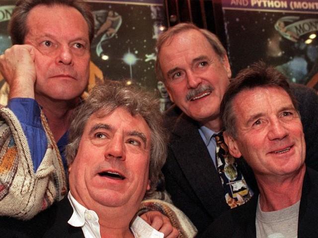 Terry Jones, des Monty Python, est mort