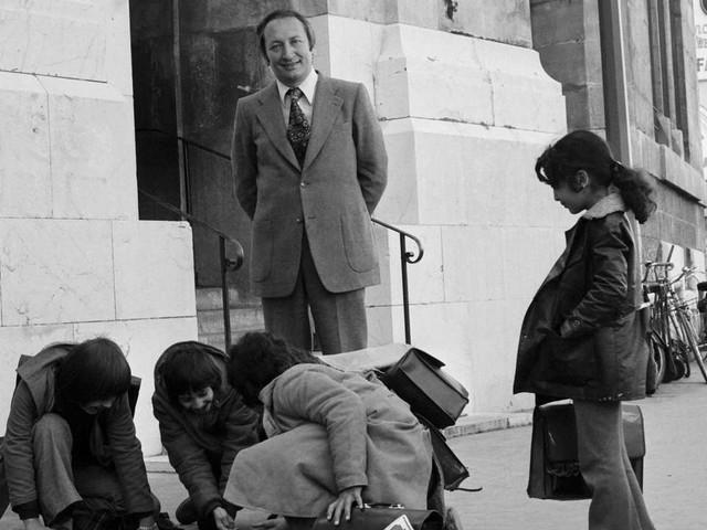 Joseph Joffo, l'auteur d'«Un sac de billes», est mort