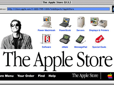 L'Apple Store en ligne, ou comment Steve Jobs a sauvé Apple