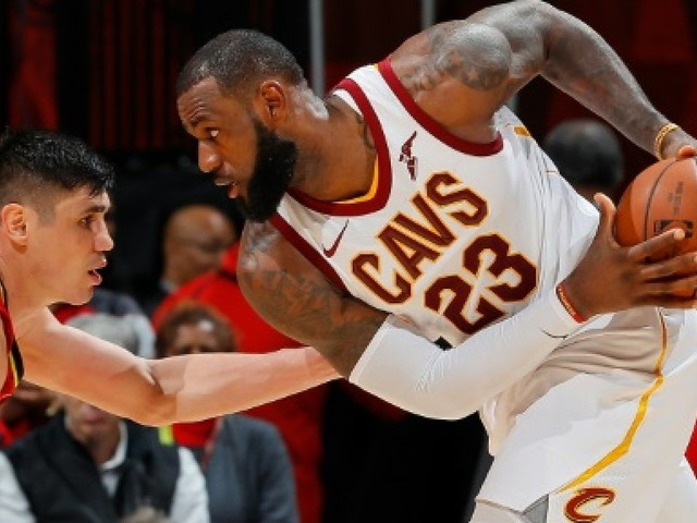 NBA: LeBron James en patron, Kyrie Irving en mode MVP