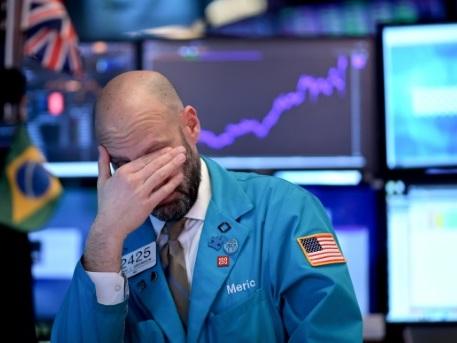 Wall Street ouvre dans le rouge, de nouveau préoccupée par le coronavirus