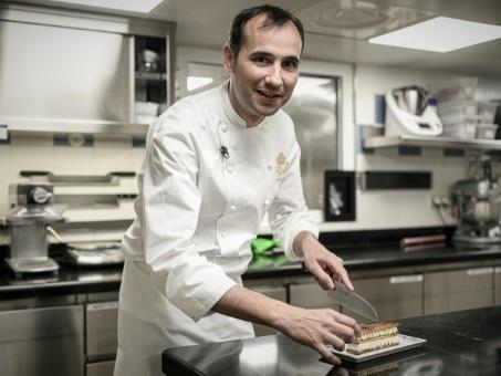 """Du Ritz au food truck: quand le """"meilleur pâtissier du monde"""" sillonne l'Amérique"""
