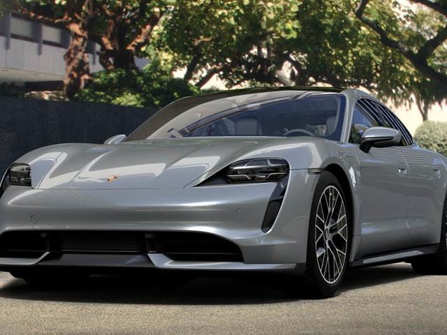 L'autonomie de la Porsche Taycan Turbo ne serait que de 320 km