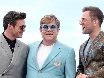Rocketman : le concert surprise d'Elton John et Taron Egerton à Cannes (vidéo)