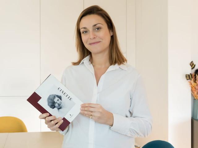 Anne-Laure Vasseur, finaliste du Trophée Perle de Lait 2020, fondatrice de Plume de Vie