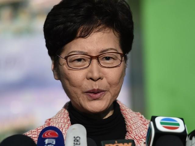 À Hong Kong, Pékin soutient Carrie Lam malgré le revers électoral