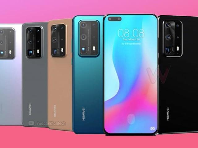 Huawei P40 Pro : cette vidéo présente son design sous tous les angles