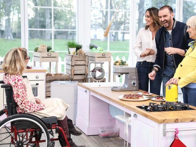 """""""Le Meilleur Pâtissier"""" : comment la production a aménagé le plateau pour Sophie, première candidate en situation de handicap"""