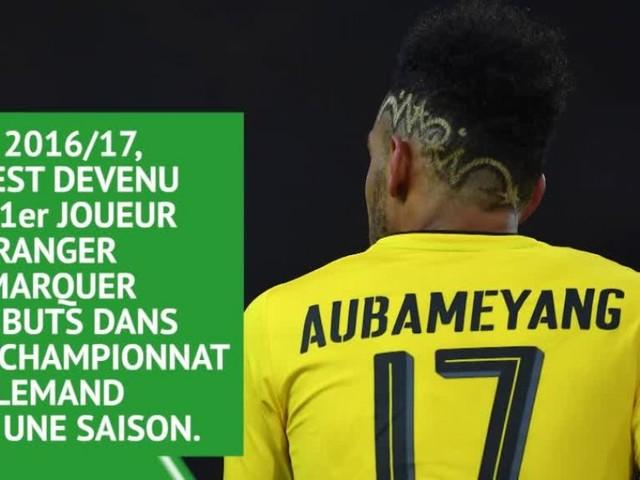 Foot - ALL - Dortmund - Que vaut Pierre-Emerick Aubameyang (Dortmund), annoncé à Arsenal ?