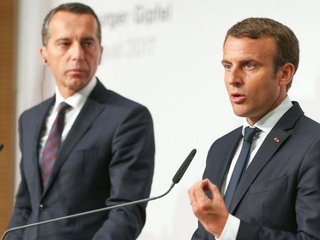 """Le fonctionnement du travail détaché, une """"trahison"""" selon Macron"""