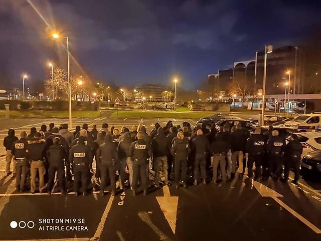 Retraites : mécontente des annonces d'Edouard Philippe, la maison police prête à exploser