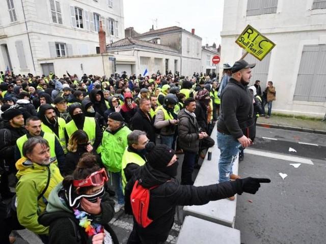 Gilets jaunes Acte 10 à Paris: quel trajet pour la manifestation?