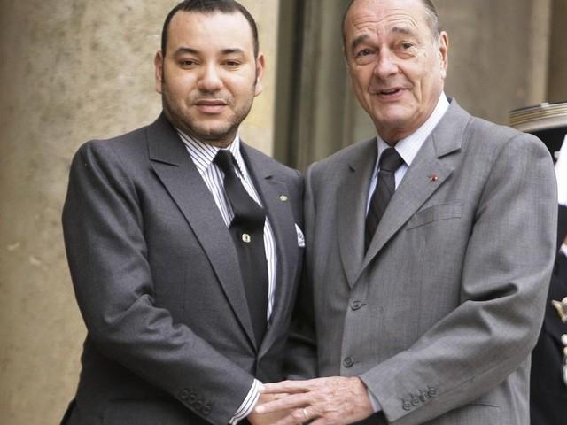 Pour des raisons de santé, le roi Mohammed VI ne se rendra pas en France pour les obsèques de Jacques Chirac