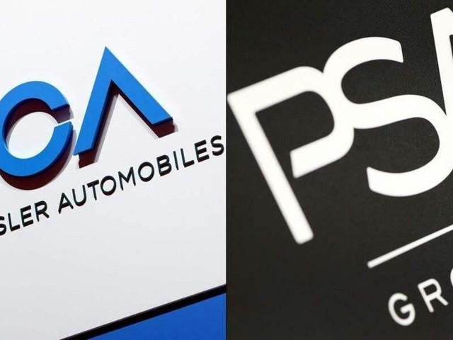 PSA et Fiat Chrysler officialisent leur contrat de mariage