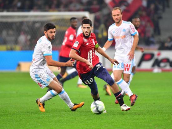 Marseille 1-0 Lille (En cours)